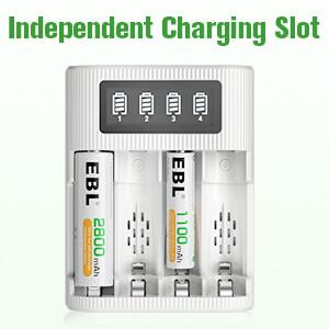 independent battery charger