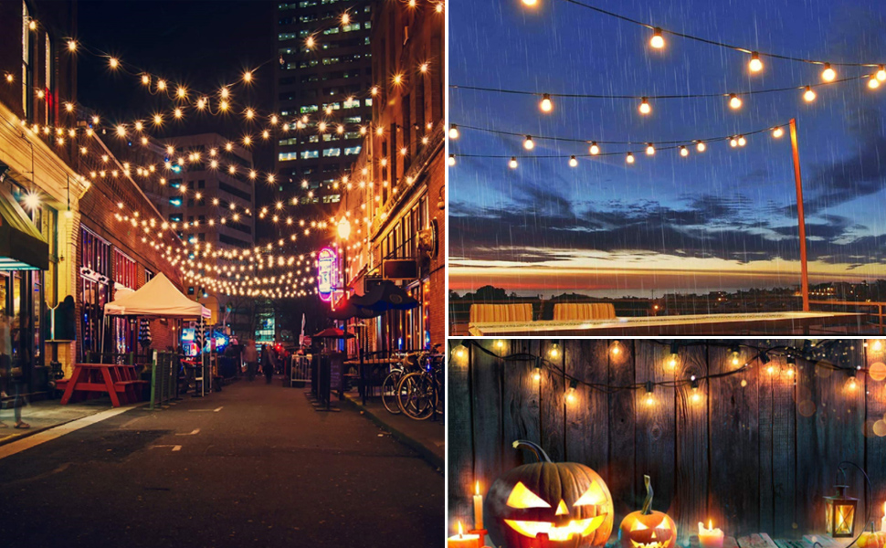 Outdoor lights decor
