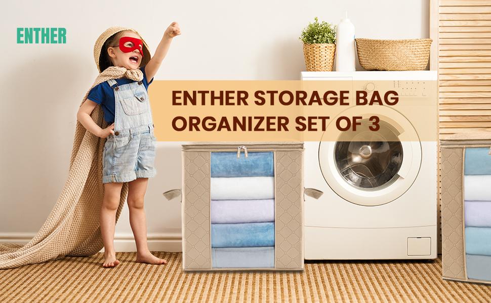 Clothes Storage amp; Blanket Storage Bags