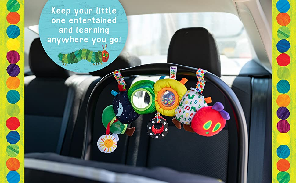 keep your little one entertained and learning anywhere you go
