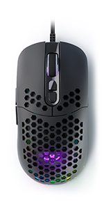 gaming mouse honeycomb