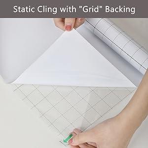 static window cling