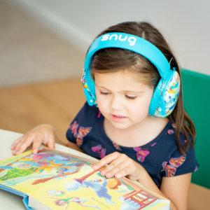 snug kids noise cancelling headphones