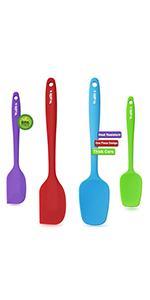 spatula silicone spatula baking spatula cooking spatulas kitchen spatula high temperature spatulas