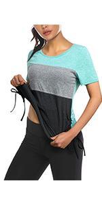 workout shirt for women