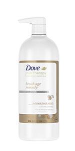 Dove Hair Therapy Breakage Remedy Shampoo, 33.8 fl oz