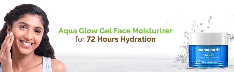 Aqua Glow Gel Face Moisturizer