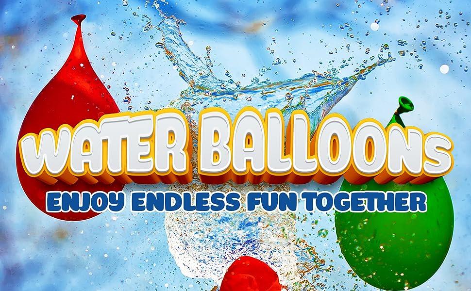 Enjoy endless fun together
