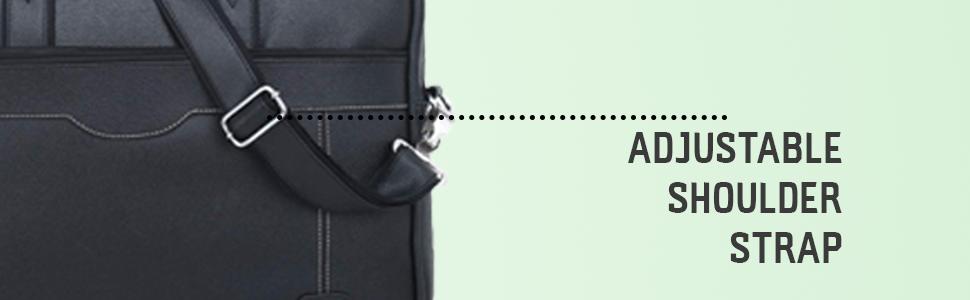 Laptop Bag Briefcase, Expandable Multi-function Shoulder Messenger Bag,
