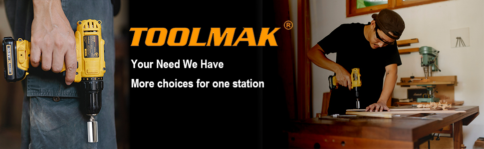 TOOLMAK  Socket