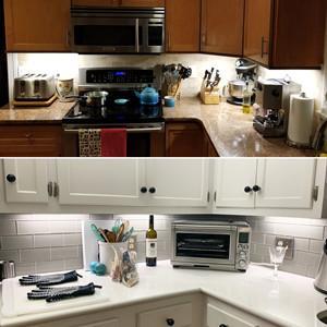 kitchen under cabinet light