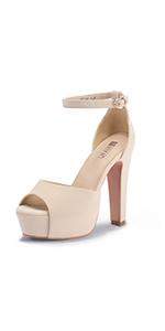 IDIFU Platform Sandals