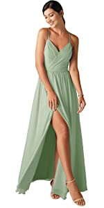Bridesmaid Dress Long