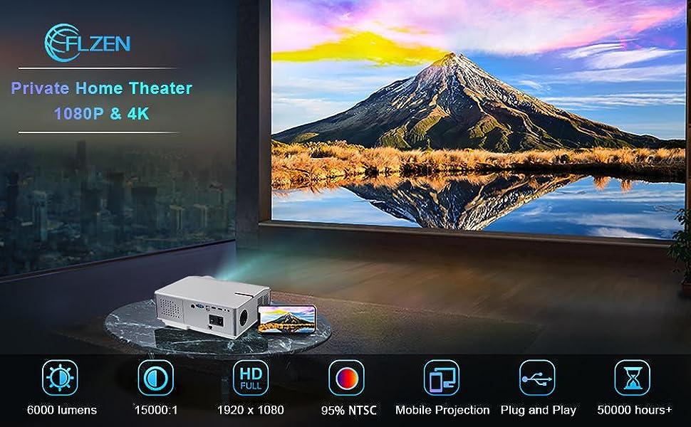 flzen projector