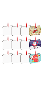 Blank Ball Ornaments Christmas Character Ornaments for Family Christmas Party Favors