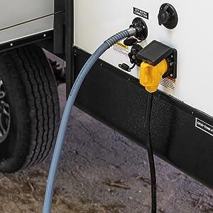 rv accessories; rv extension cord; electric car extension cord; rv and auto extension cord