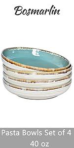 ceramic pasta bowls