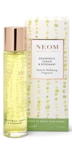 Neom Energy Boost Natural Wellbeing Fragrance