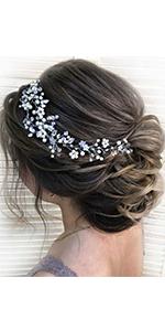wedding headpiece for bride