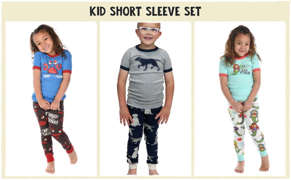 Kid Short Sleeve Sets