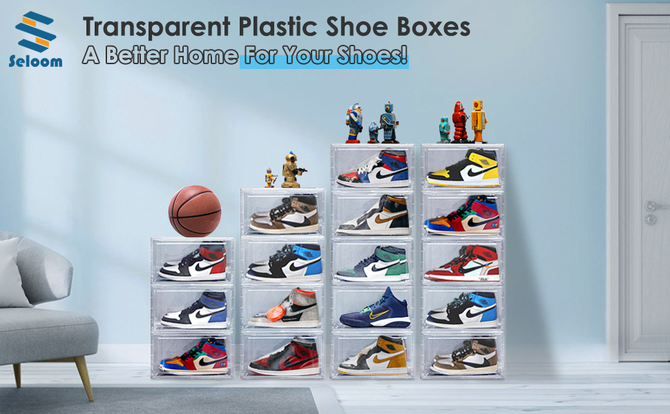 shoe box for sneakers