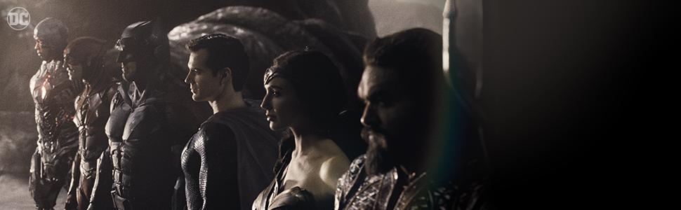 Zack Snyderamp;#39;s Justice League