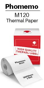 30X50 mm  labels