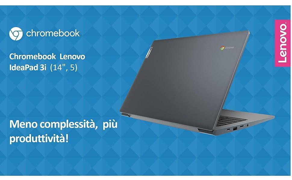 Lenovo IdeaPad 3i (14'') Chromebook
