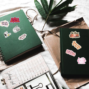 Stickers for Journal