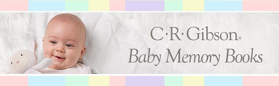 baby memory book newborn photo album cute journal for babies cr gibson