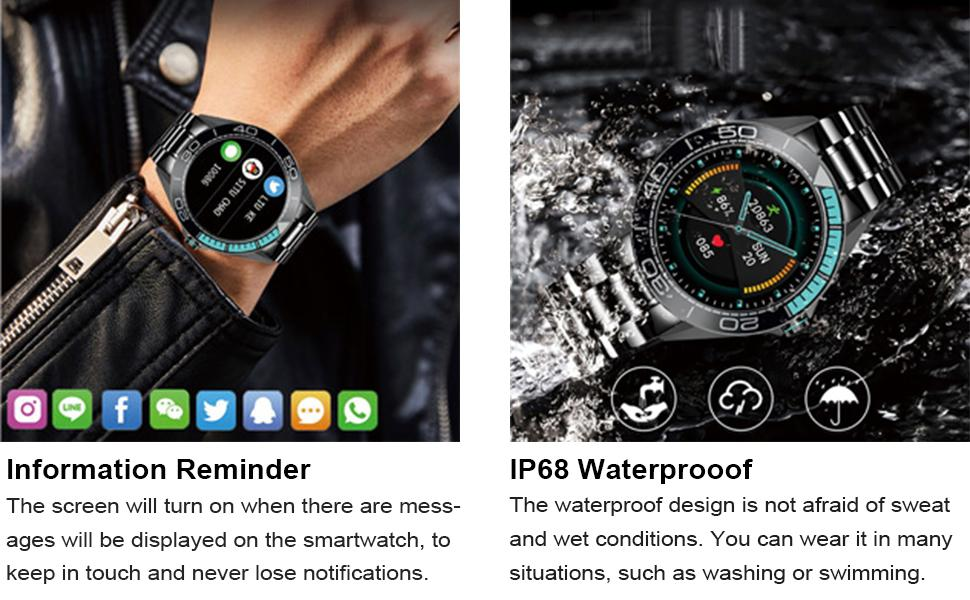 smartwatch men