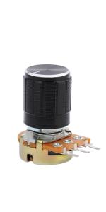 1K-500K ohm Potentiometer Kit