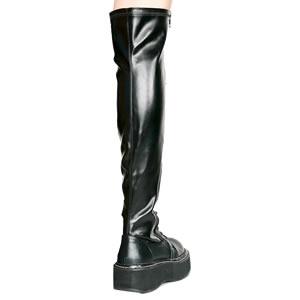 platform boots goth