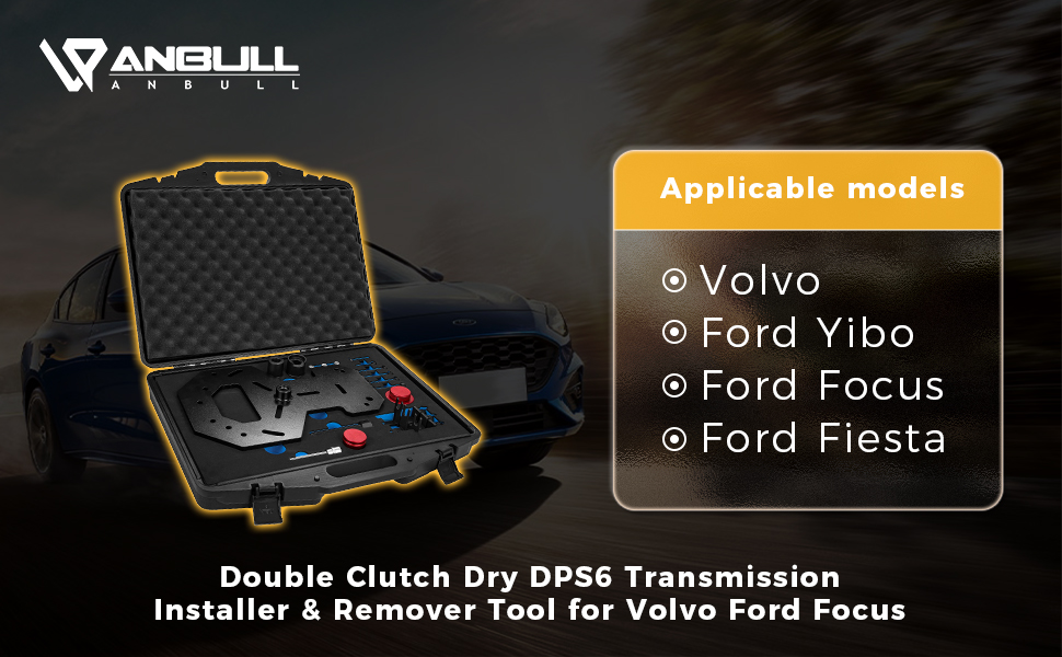 Double Clutch Transmission Installer Remover Tool