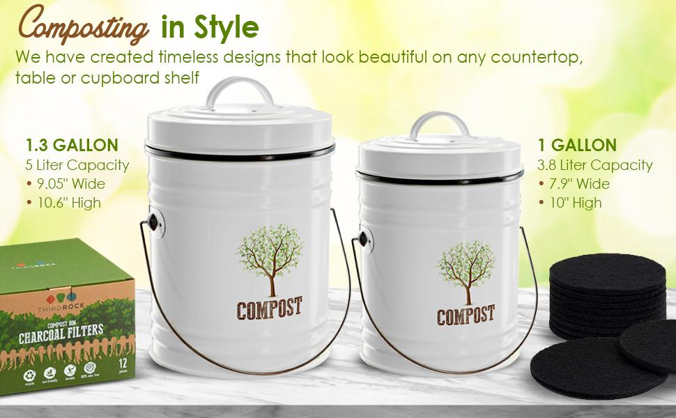 Composting in style