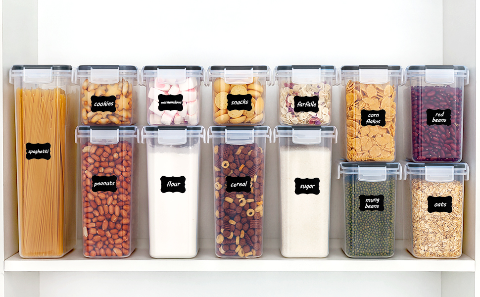 storage containers for pantry