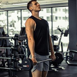 Men's 3 Pack Workout Tank Tops