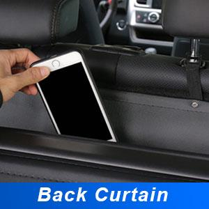 Back curtain