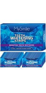 MySmile Teeth Whitening Strip