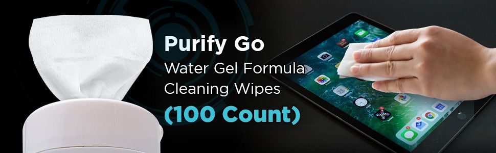 Perfect Cleaning Wipes Quick-Drying Non-Streaking Formula Premium Appliance Cleaning Wipes