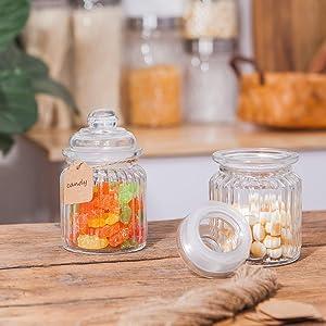 pop jar glass jar