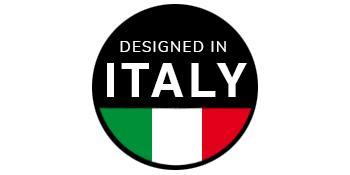 Desinged in Italy