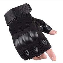 Half Finger Anti-Slip Gloves