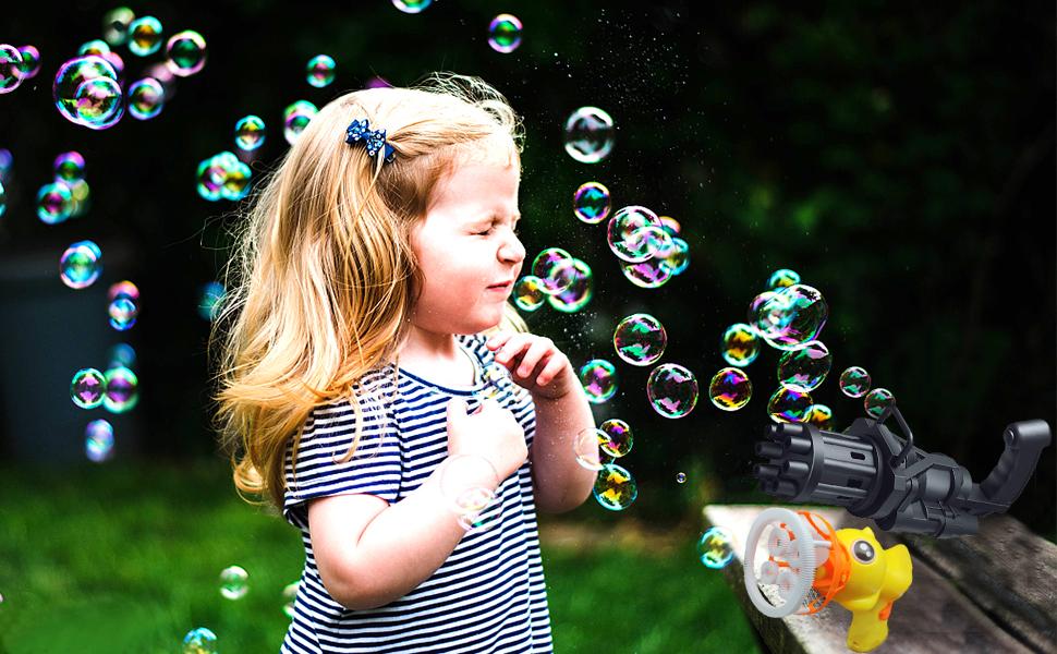 bubble maker 2pcs pack