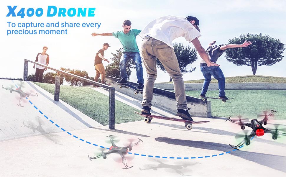 remote control drone with 720P camera