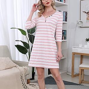 sleepwear for women nightgown