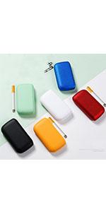 Color Plastic Cigarette Case