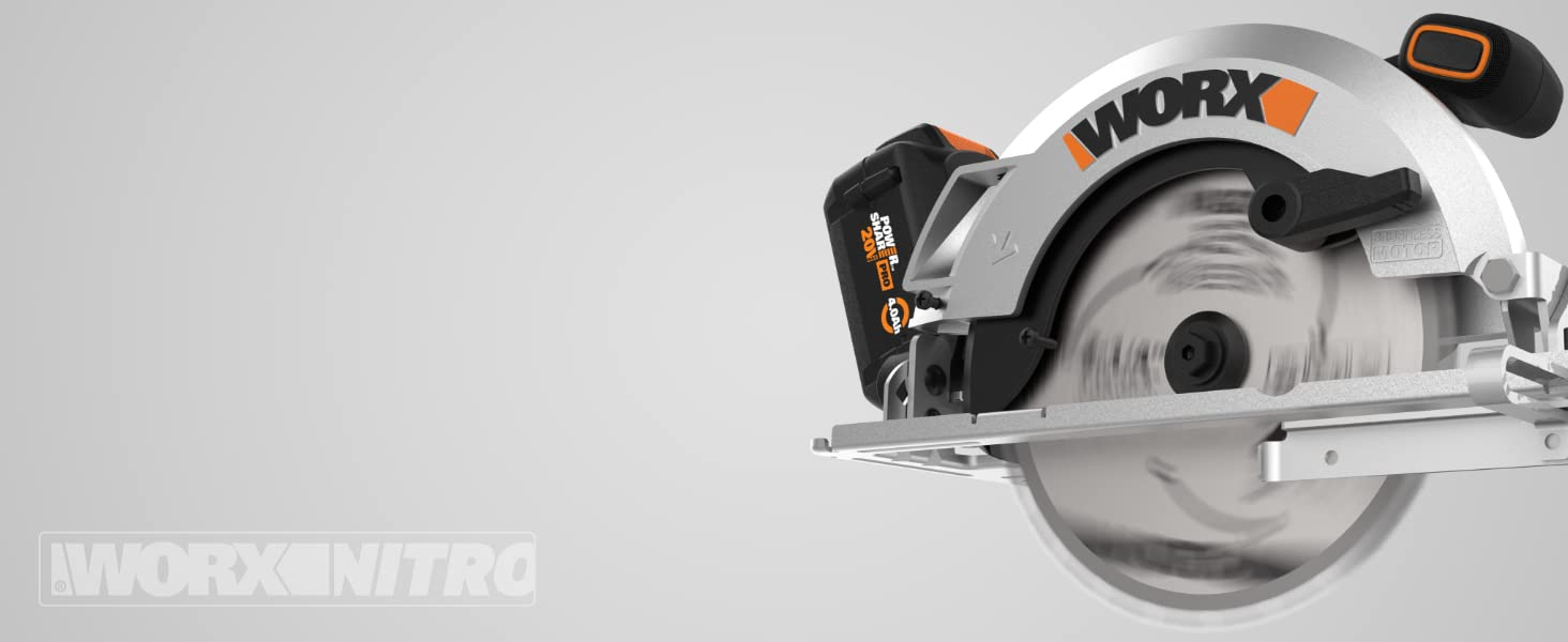 Power to Outperform Other Cordless Circular Saws