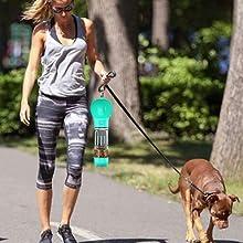 dog water bottles for walking