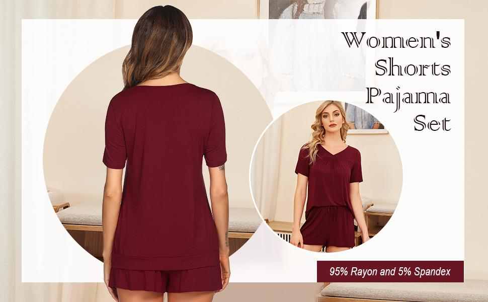 cute pajama sets for women